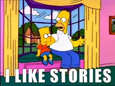 Bank Story #367  2/7/19 480c7d272c36496aad7670b47dcf0f99--simpsons-quotes-the-simpsons