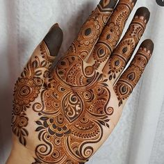 Latest Henna Designs, Rose Mehndi Designs, Henna Tattoo Designs Arm, Indian Mehndi Designs, Full Hand Mehndi Designs, Stylish Mehndi Designs, Mehndi Designs For Beginners, Mehndi Designs For Girls, Mehndi Design Photos
