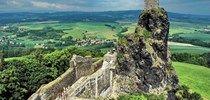 Tajemná zřícenina hradu Trosky