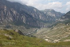 Северная Осетия. Цамад - Дагом - Урсдон