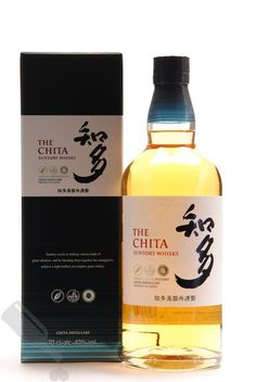 Suntory The Chita Japanese Single Grain Whisky bestel je online bij Passievoorwhisky.nl