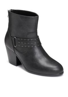 AEROSOLES Black Longevity Boot