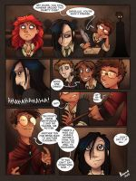 If You Can't Say Something Nice... by Alomoria