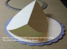 This week we have a double treat for you….a tutorial from another one of the cruise classes! This round easel card is easier than it looks…but it just takes a little concentration to pi…