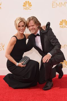 After 17 years of marriage, Felicity Huffman and William H. Macy are still the cutest