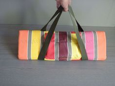 DIY Silhouette CAMEO carrying bag with a Tutorial/Instructions on Instructables!