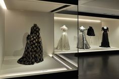 Fashion Gallery: a Finalist Project at #codega2015 by Lichtvision http://ledlab.it #ledlab #ill215 #lighting #design #international #contest