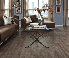 Our new Adura Avalon luxe vinyl plank flooring, a weathered wood look inspired by the natural beauty of the seashore:  http://www.mannington.com/Residential/Adura/DistinctivePlank/Avalon/ALP092.aspx