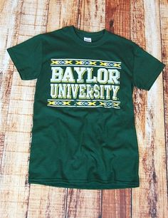 BU Tribal Border - FOREST GREEN at Barefoot Campus