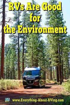 RVs Are Good for the Environment: A large proportion of RVs - much higher than the proportion of houses - use solar... Read More: http://www.everything-about-rving.com/rvs-1.html Happy RVing! #rving #rv #camping #leisure #outdoors