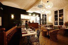 Restaurant Les Résistants   Le lieu