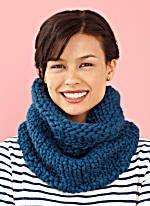 ballpoint blue ... what a great color!  Martha Stewart's Lofty wool blend for Lion brand yarn, easy pattern # L10133