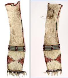Sioux pipebag ca. 1860.  Thomaston Auction 2014