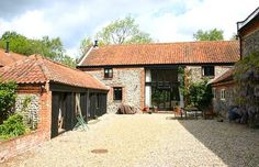 It's my dream to live in a barn conversion!
