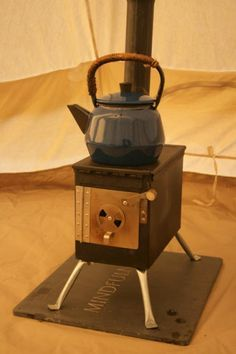 The Homestead Survival   How To Build An Ammo Can Stove   DIY & SHTF  http://thehomesteadsurvival.com