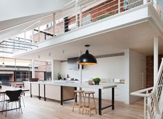 Moor Street Apartment | Clare Cousins Architects