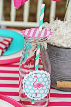 f1943e78b0 pool party  flamingo cups Outdoor Pool