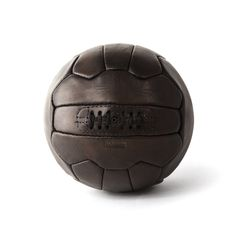 Vintage Style Soccer Ball