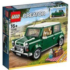 Mini Cooper de Lego Creator
