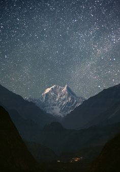 stars+mountains=perfection by camilamansur21