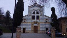 Holy Cross Church - Chiesa di Santa Croce,  Calcinelli, Colli al Metauro