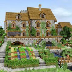 Minecraft Blocks, Minecraft Images, Minecraft Structures, Minecraft Plans, Minecraft Construction, Minecraft Tutorial, Minecraft Blueprints, How To Play Minecraft, Minecraft Projects
