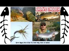 HQ : Grave Digger Tenkara Fly.  An awesome fly for catching big fish.    Learn more here:  http://tenkaraguides.com/hq-video-series-the-grave-digger