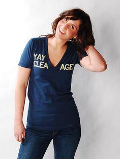 I think I need to gift myself this shirt for Christmas...