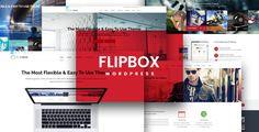 FlipBox   Responsive Multi-Purpose Theme
