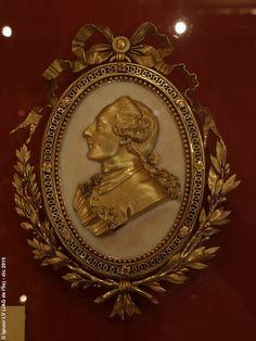 Profil de Louis-Auguste au moment de son mariage