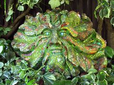 green man by Robyn Spencer-Crompton