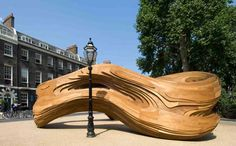 Architectural Pavilions Grace London's Parks and Squares : TreeHugger