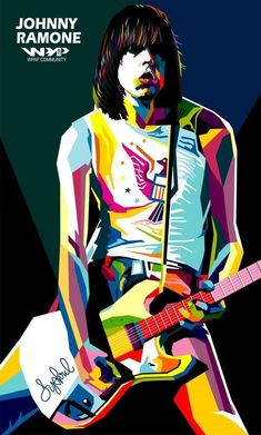 ramones by zahreal Rock And Roll, Rock N Roll Music, Music Painting, Music Artwork, Art Music, Ramones, Arte Pop, Art And Illustration, Old Posters