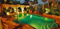 Hacienda Kass 5 BR Oceanfront Villa