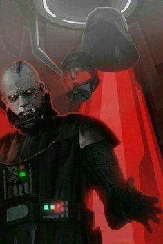 Vader—melhor vilão—