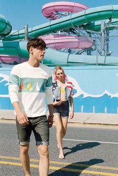 Casual summer style #fashion #style #menswear