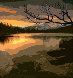Kraterfield Quilts - bear lake upwards branch