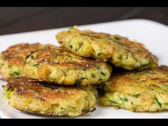 How to prepare delicious zucchini dumplings