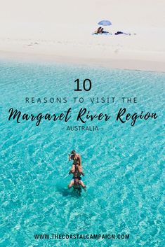 There are endless reasons to visit the Margaret River region. Find out our top 10 to see just why you have to visit the best place in Australia. Australia Travel Guide, Perth Australia, Visit Australia, Brisbane, Melbourne, Best Travel Guides, Travel Tips, Places To Travel, Travel Destinations