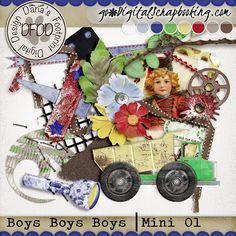 Boys Boys Boys Elements |September Mixology