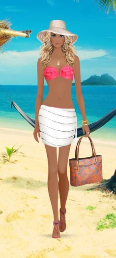 Escape to Maui - http://www.pinterest.com/KLRDemond/covet-fashion/