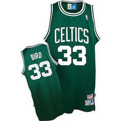 c76863c46561 NBA Boston Celtics Larry Bird Mitchell and Ness Green Jersey
