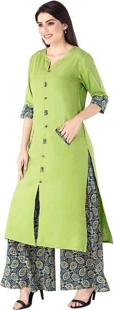 Ideas For Dress Pattern Indian Kurti Neck Designs For Suits, Dress Neck Designs, Designs For Dresses, Blouse Designs, Kurthas Designs, Salwar Kameez Neck Designs, Churidar Designs, Kurta Designs Women, Salwar Pattern