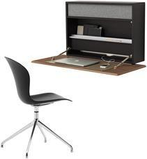 Minimalist Desk In Artistically Antique Structure U2013 Maya Desk ...   Desk    Pinterest   Minimalist Desk, Maya And In
