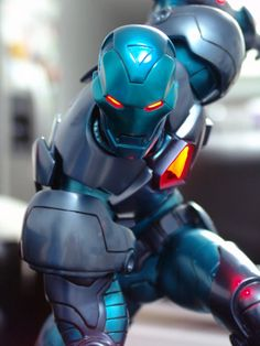 Iron man stealth suit