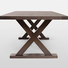 Christian Liaigre Courrier Table