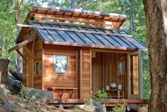 tiny house | tiny house in the mountains | Unique Small Cabins and guest houses