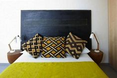 Steal This Look: A Midcentury Modern Bedroom on the French Riviera : Remodelista