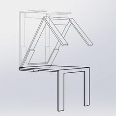 Possible Collapsing Shelf I Need This For Folding In My