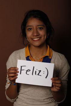 Happy, Jennifer Rodríguez, Estudiante, UANL, Monterrey, México